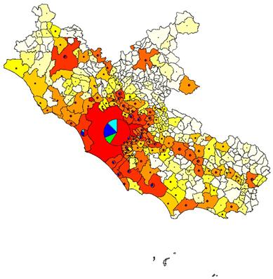Inventario delle emissioni della Regione Lazio